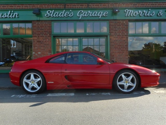 used Ferrari F355 GTB Berlinetta RHD Manual Now Sold More Required in penn-buckinghamshire