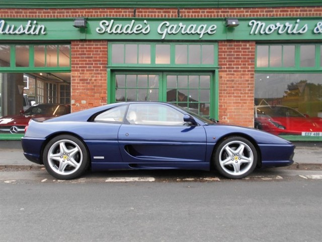 used Ferrari F355 Berlinetta RHD Manual in penn-buckinghamshire