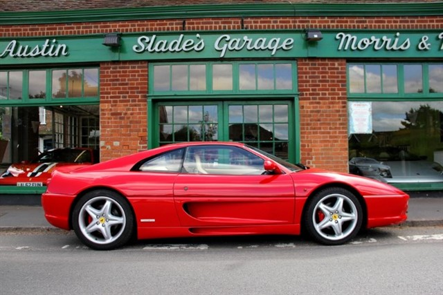 used Ferrari F355 GTB Coupe Manual in penn-buckinghamshire