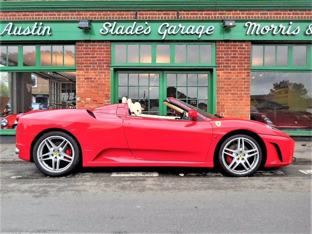 used Ferrari F430 Spider Manual in penn-buckinghamshire