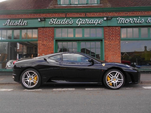 used Ferrari F430 Coupe F1 in penn-buckinghamshire