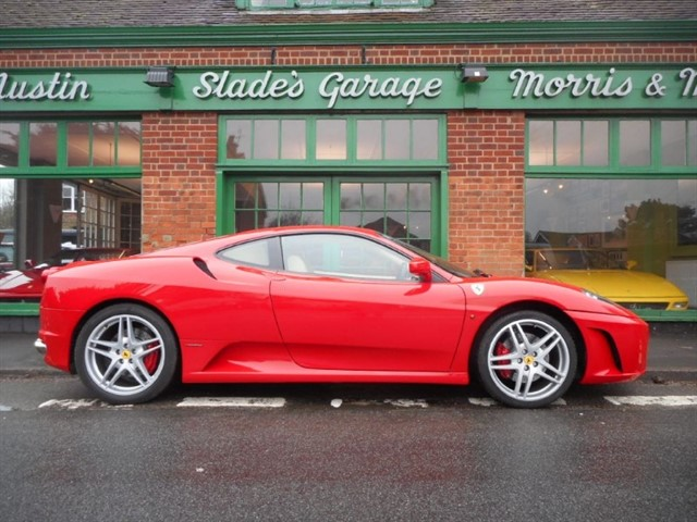 used Ferrari F430 Coupe Manual RHD in penn-buckinghamshire
