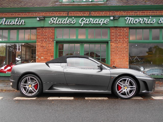 used Ferrari F430 Spider F1 in penn-buckinghamshire
