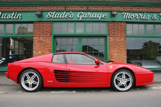 used Ferrari F512 M LHD (1 of 459) in penn-buckinghamshire