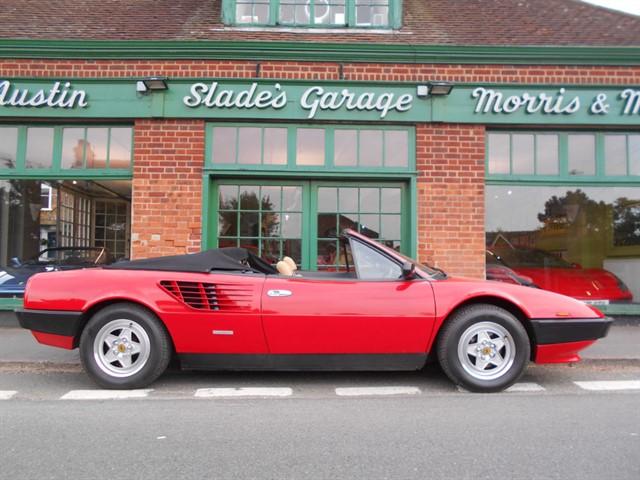 used Ferrari Mondial Convertible QV UK RHD in penn-buckinghamshire