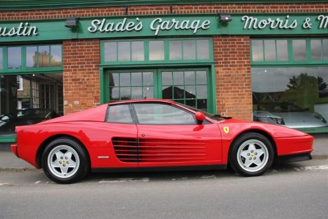 used Ferrari Testarossa  LHD in penn-buckinghamshire