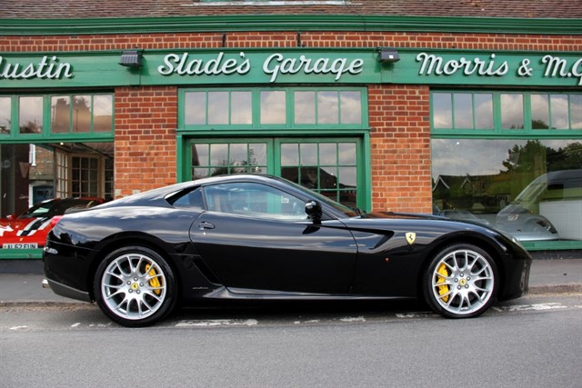used Ferrari 599 GTB Fiorano RHD in penn-buckinghamshire