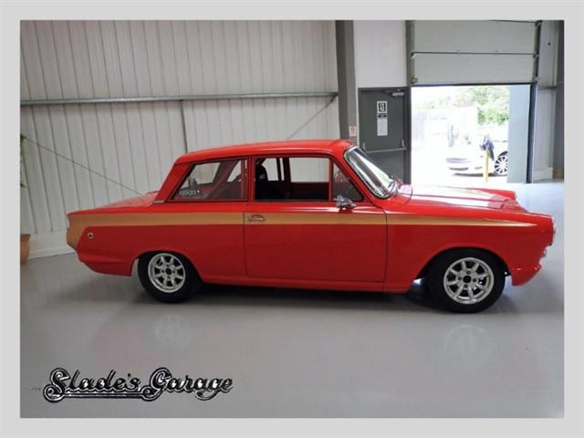 used Ford Cortina Lotus Mk I in penn-buckinghamshire