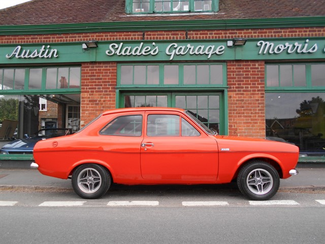 used Ford Escort MK1 RS1600 in penn-buckinghamshire