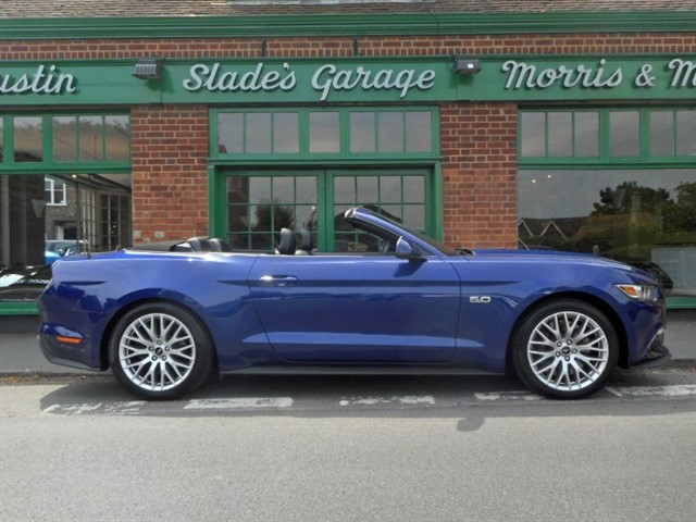 used Ford Mustang GT in penn-buckinghamshire