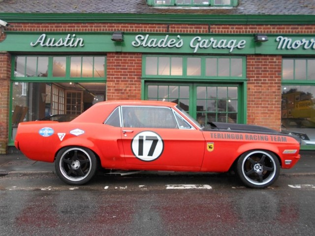 "used Ford Mustang Shelby Daytona ""Lightweight"" in penn-buckinghamshire"