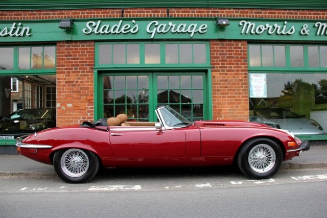used Jaguar E-Type (Series 3) 5.3 V12 in penn-buckinghamshire