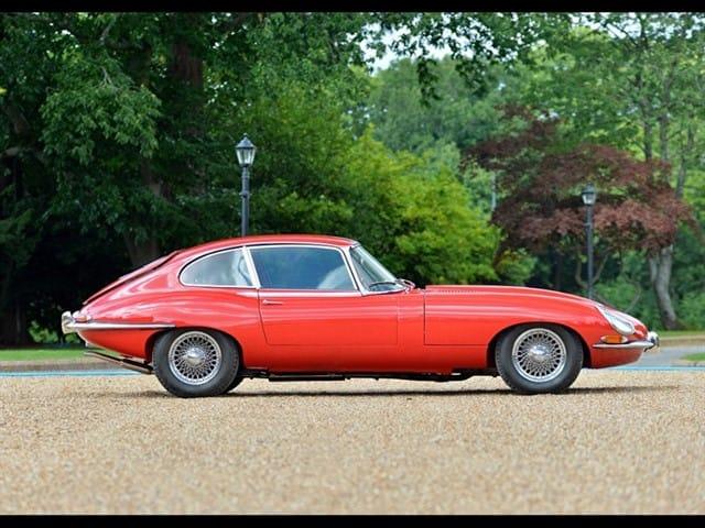 used Jaguar E-Type Series 1 4.2 FHC 2+2 in penn-buckinghamshire