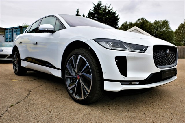 used Jaguar I-Pace HSE in penn-buckinghamshire