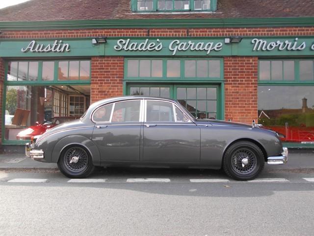 used Jaguar Mark II 3.8 in penn-buckinghamshire
