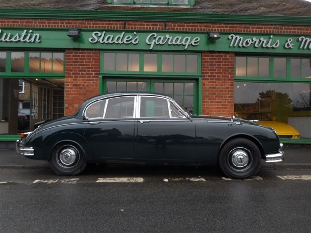 used Jaguar Mark II 3.4 Automatic in penn-buckinghamshire