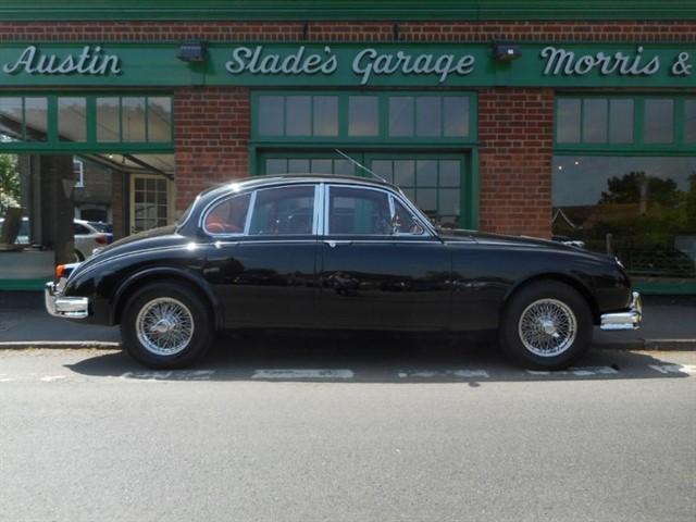 used Jaguar Mark II 240 3.8 Conversion in penn-buckinghamshire