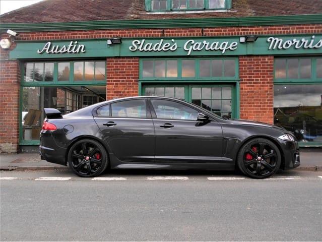 used Jaguar XF V8 R-S in penn-buckinghamshire