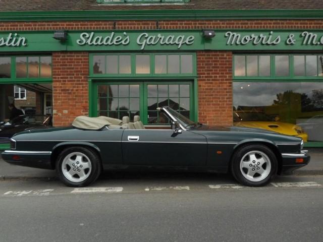 used Jaguar XJS 6.0 Automatic Convertible in penn-buckinghamshire