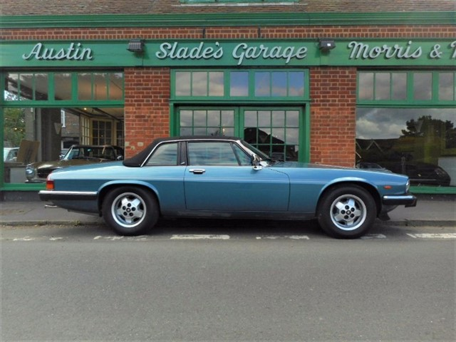 used Jaguar XJS V12 SC in penn-buckinghamshire