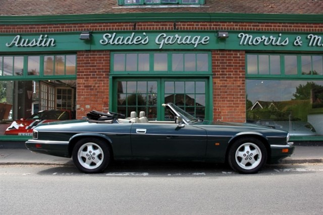 used Jaguar XJS V12 6.0 Convertible in penn-buckinghamshire