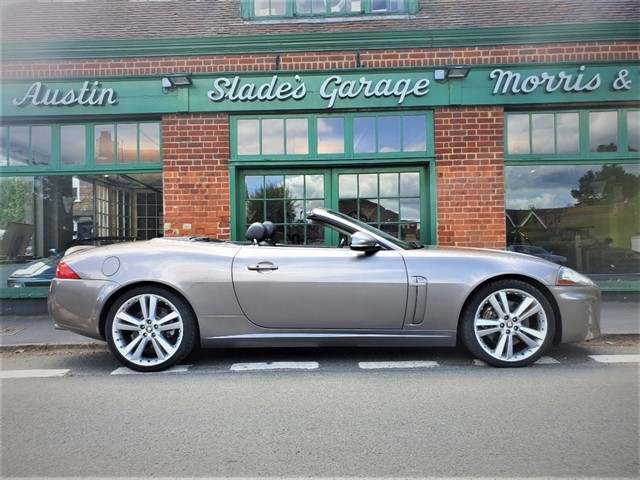 used Jaguar XK PORTFOLIO in penn-buckinghamshire