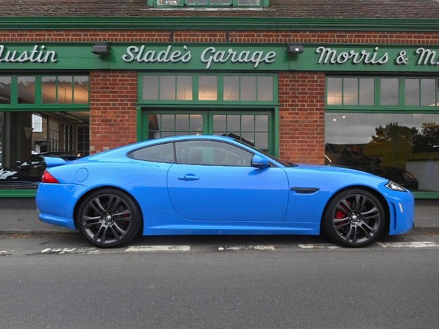 used Jaguar XK XKR-S Coupe in penn-buckinghamshire