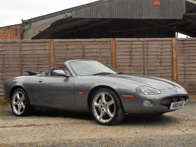 used Jaguar XKR XKR CONVERTIBLE in penn-buckinghamshire