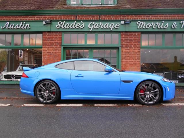 used Jaguar XKR-S XKR-S in penn-buckinghamshire