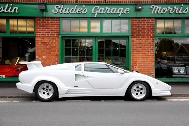 used Lamborghini Countach V12 25th Anniversary RHD in penn-buckinghamshire