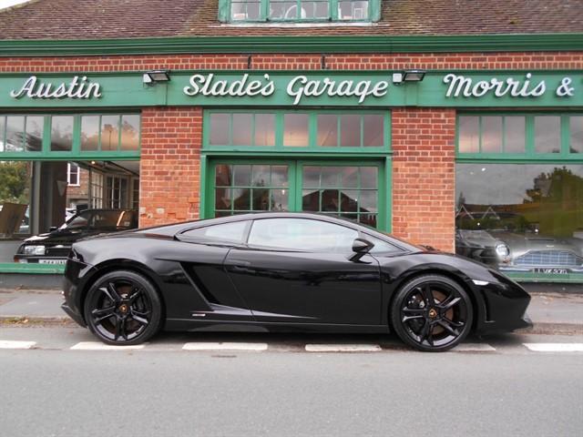 used Lamborghini Gallardo V10 COUPE E-Gear in penn-buckinghamshire