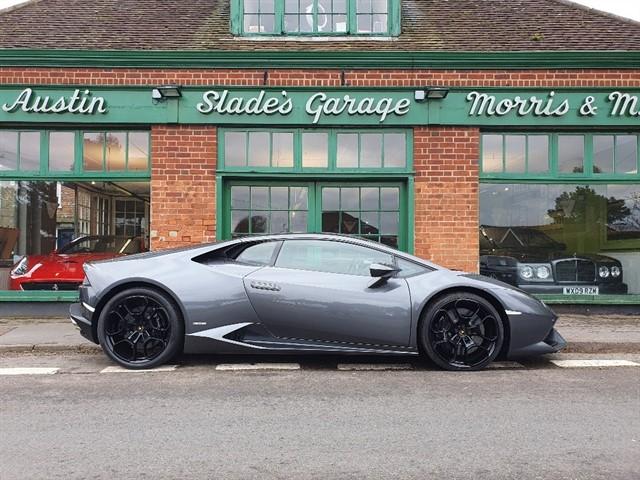 used Lamborghini Huracan  in penn-buckinghamshire