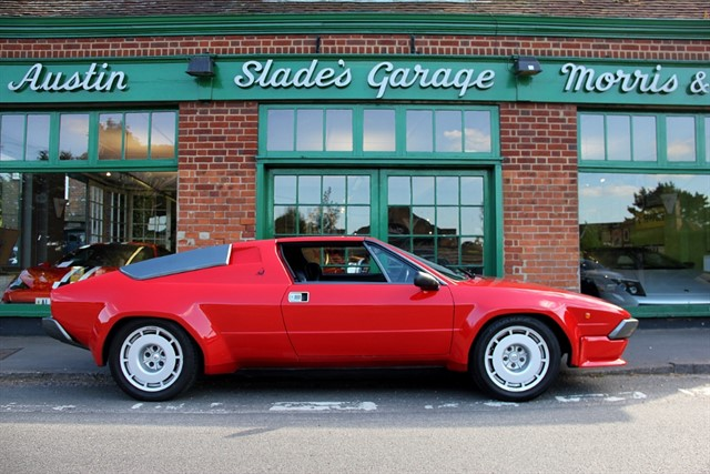 used Lamborghini Jalpa  in penn-buckinghamshire