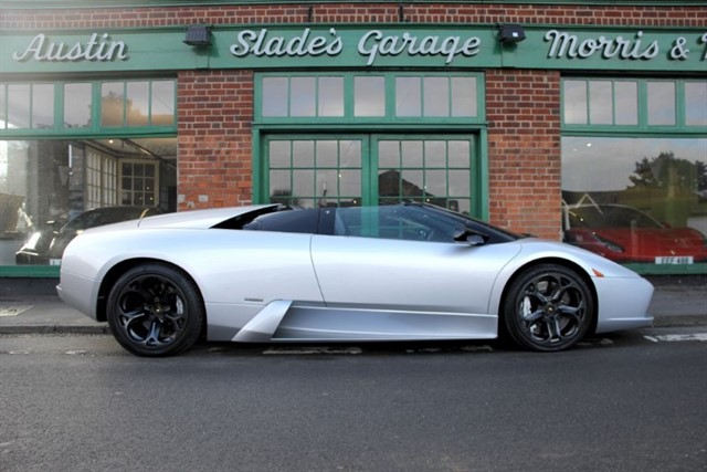 used Lamborghini Murcielago 6.2 V12 Roadster E Gear in penn-buckinghamshire
