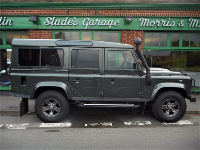 used Land Rover Defender 110 XS STATION WAGON in penn-buckinghamshire
