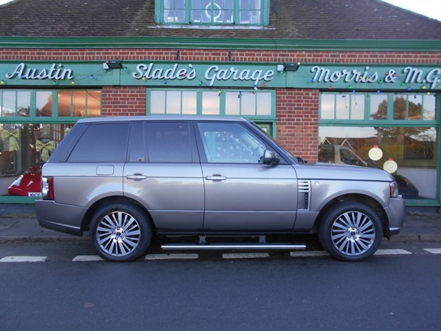 used Land Rover Range Rover V8 AUTOBIOGRAPHY ULTIMATE EDITION in penn-buckinghamshire