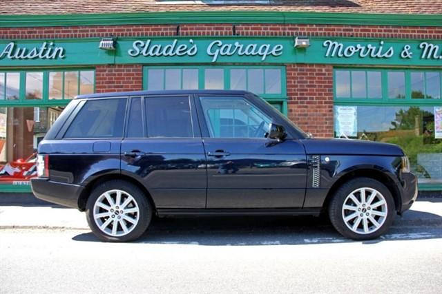 used Land Rover Range Rover TDV8 Vogue in penn-buckinghamshire