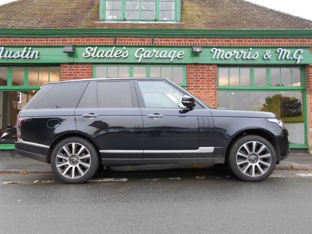 used Land Rover Range Rover V8 Autobiography in penn-buckinghamshire