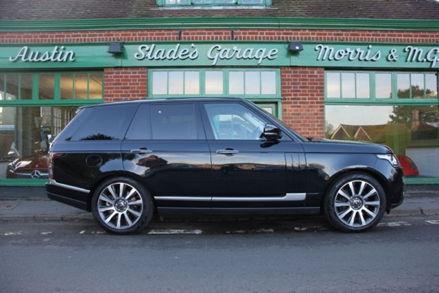 used Land Rover Range Rover V8 Autobiography in penn-buckinghamshire