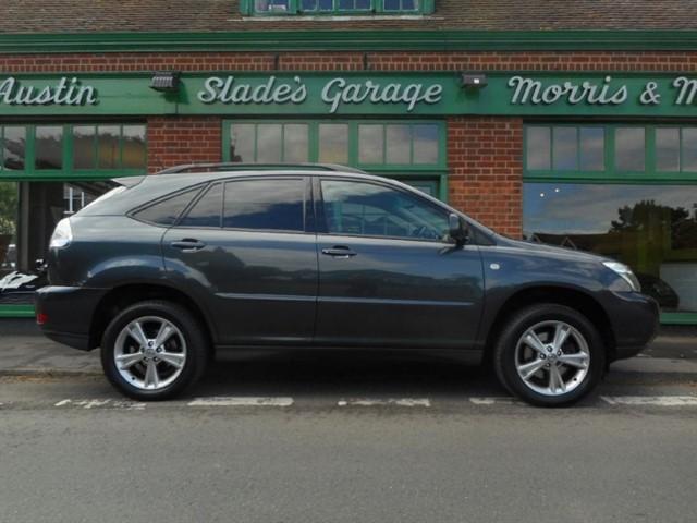 used Lexus RX 400h SE CVT Rear DVD Screens in penn-buckinghamshire