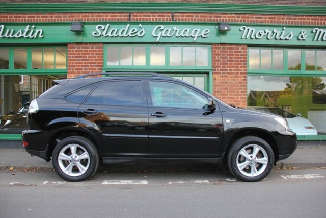 used Lexus RX 400h SE-L CVT Rear DVD 1 Owner FLSH in penn-buckinghamshire