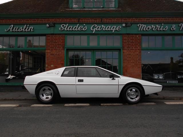 used Lotus Esprit S1 in penn-buckinghamshire
