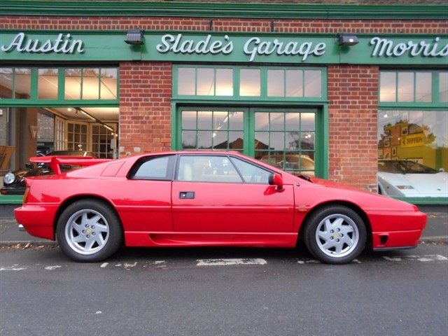 used Lotus Esprit SE TURBO High Tail  in penn-buckinghamshire