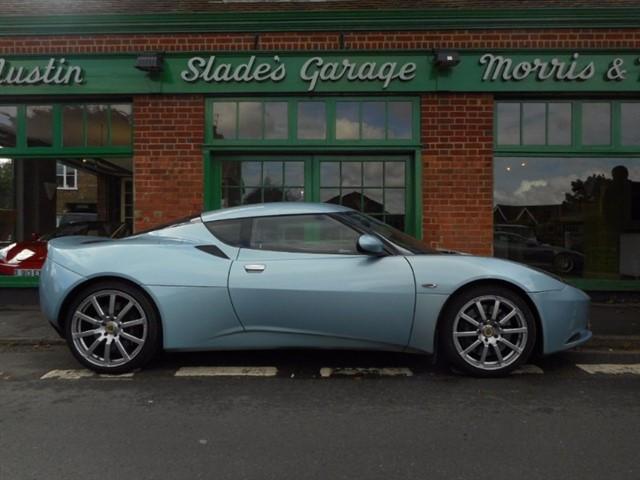 used Lotus Evora 3.5 VVT-I V6 2+2 in penn-buckinghamshire