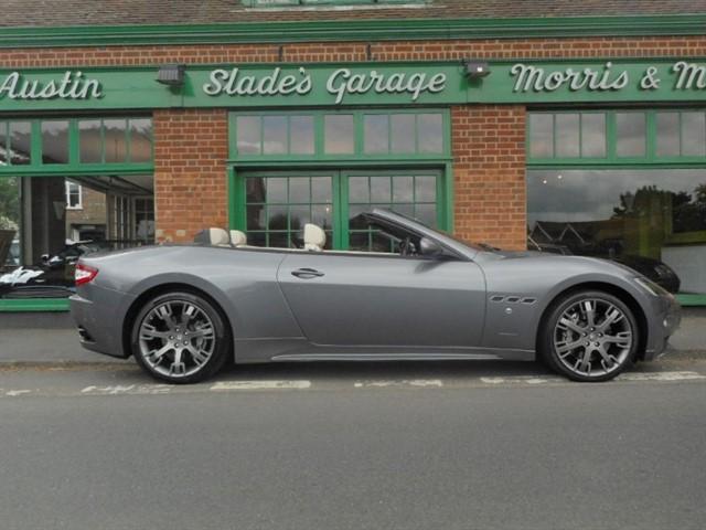used Maserati Grancabrio Sport in penn-buckinghamshire