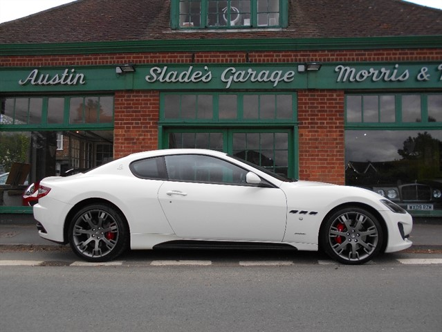 used Maserati Granturismo SPORT in penn-buckinghamshire
