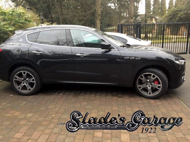 used Maserati Levante D V6 Pano Roof in penn-buckinghamshire