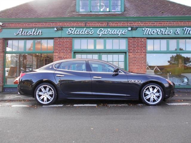 used Maserati Quattroporte DV6 in penn-buckinghamshire