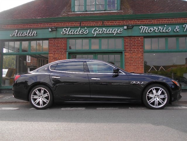 used Maserati Quattroporte S 1 Owner FMSH in penn-buckinghamshire