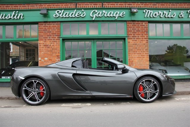 used Mclaren 650s Spider RHD in penn-buckinghamshire